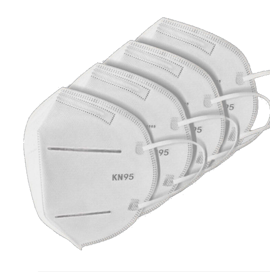 Respirátor FFP2 / KN95 / N95 / Dezinfekční gel