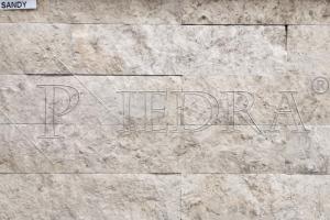 Kamenný obklad, přírodní kámen, mramor Sandy