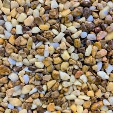 Kamenný koberec PIEDRA - Mramor Žlutohnědý, sada