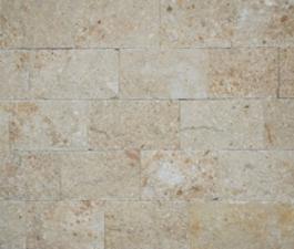 Kamenný obklad, přírodní kámen, KARAMEL