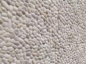 Mramorová mozaika oblázky ICE
