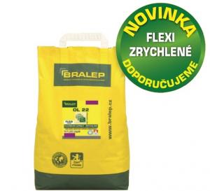 Flexibilní bílé cementové lepidlo OL22 C2TE S1 - 25 kg