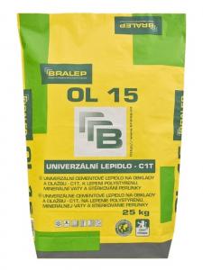 Cementové lepidlo OL15 C1T - 25 kg