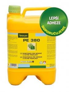Penetrace PE 380 1 kg, na savé i nesavé podklady