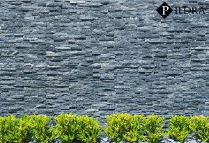 Kamenný obklad Black panel, přírodní kámen