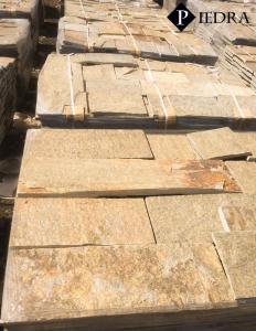 Kamenný obklad, přírodní kámen Brown
