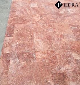 Travertin přírodní RED 61x40, dlažba / obklad