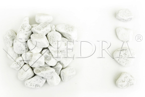 OBLÁZKY MRAMOR Bianco Carrara