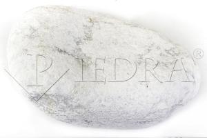 VALOUNY Bílý 150-300 mm, okrasné valouny
