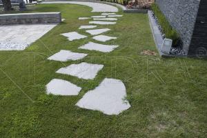 NÁŠLAP Natural 70-70cm šlapák do zahrady