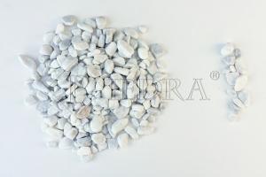 OBLÁZKY MRAMOR Carrara weiss  7-15 mm